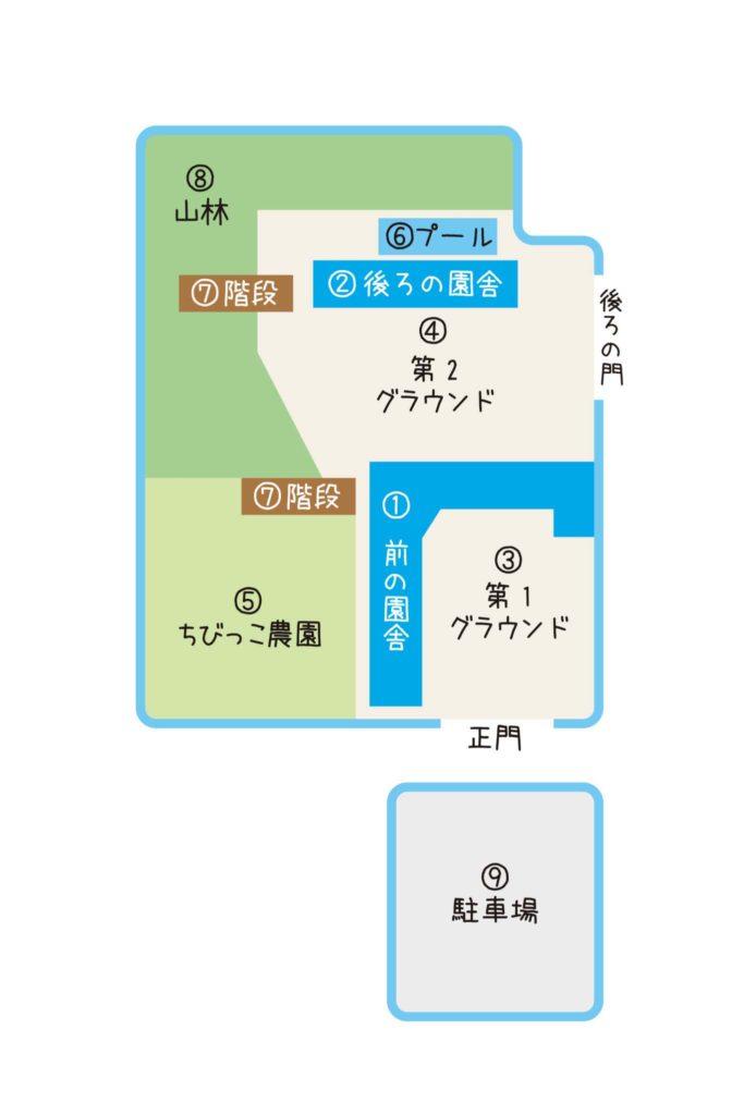 利根二葉幼稚園 マップ