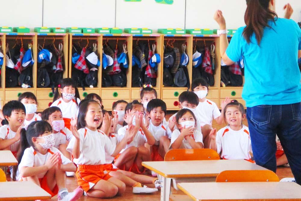 利根二葉幼稚園 保育